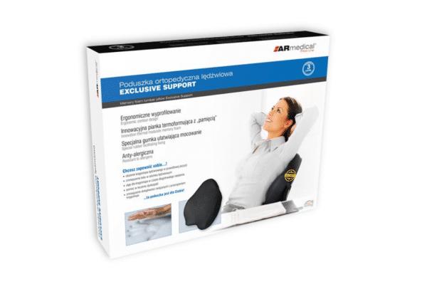 Poduszka ortopedyczna lędźwiowa ARmedical